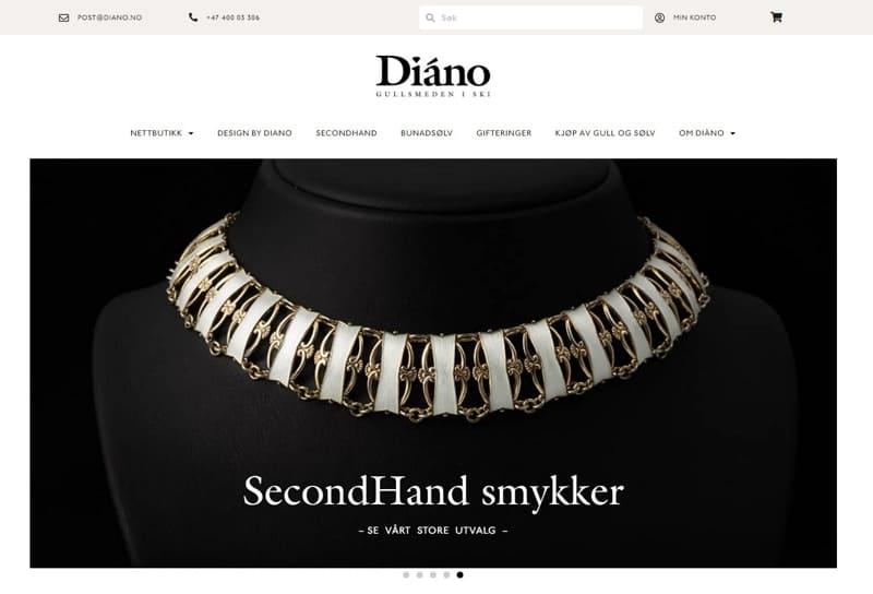 Diano - Illeris Web AS