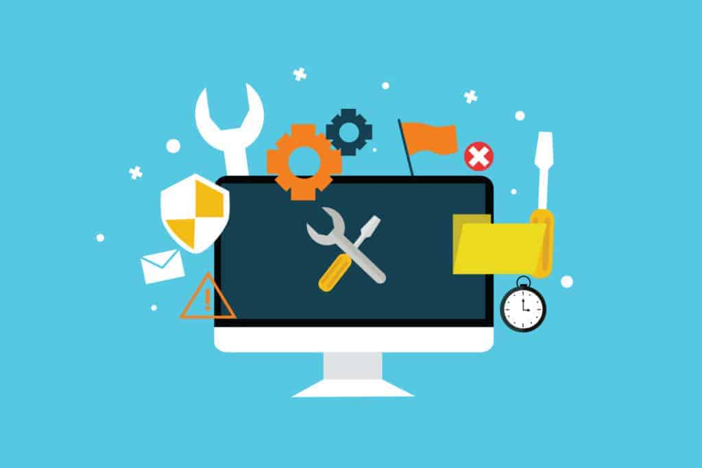 Drift av hjemmeside og vedlikehold er viktig | Illeris Web AS