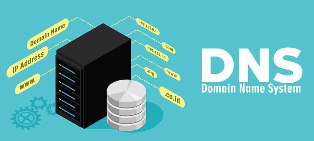 Hva er DNS (Domain Name System)? - Illeris Web AS