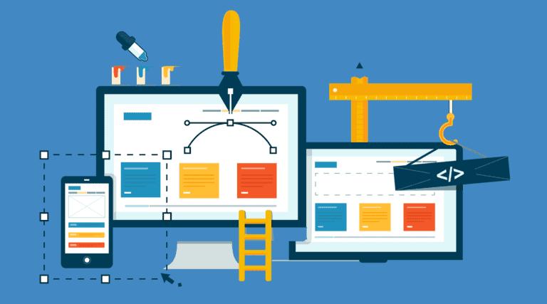 Lage hjemmeside for bedriften er viktig | Illeris Web AS